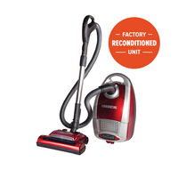 oreck, canister vacuum, canister vac, quest pro, oreck quest pro