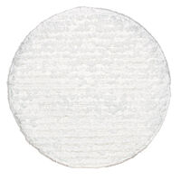 White Terry Cloth Bonnet