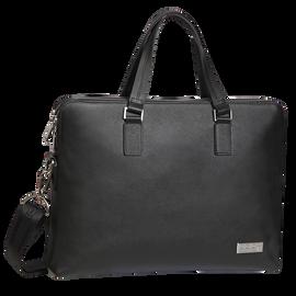 Gran Premio Leather Briefcase