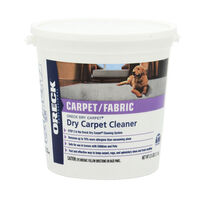 Oreck® Dry Carpet® Cleaning Powder