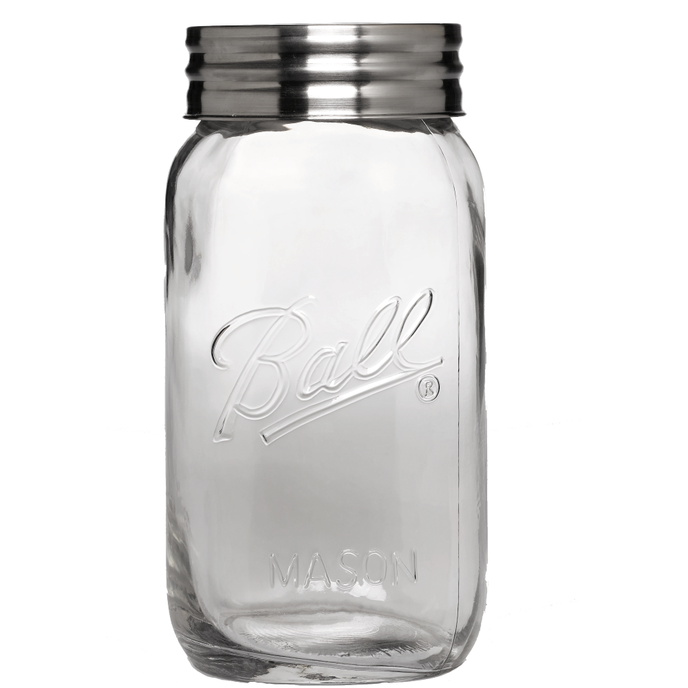 Ball® Gallon Jars | 128 oz Canisters & Decorative Jars