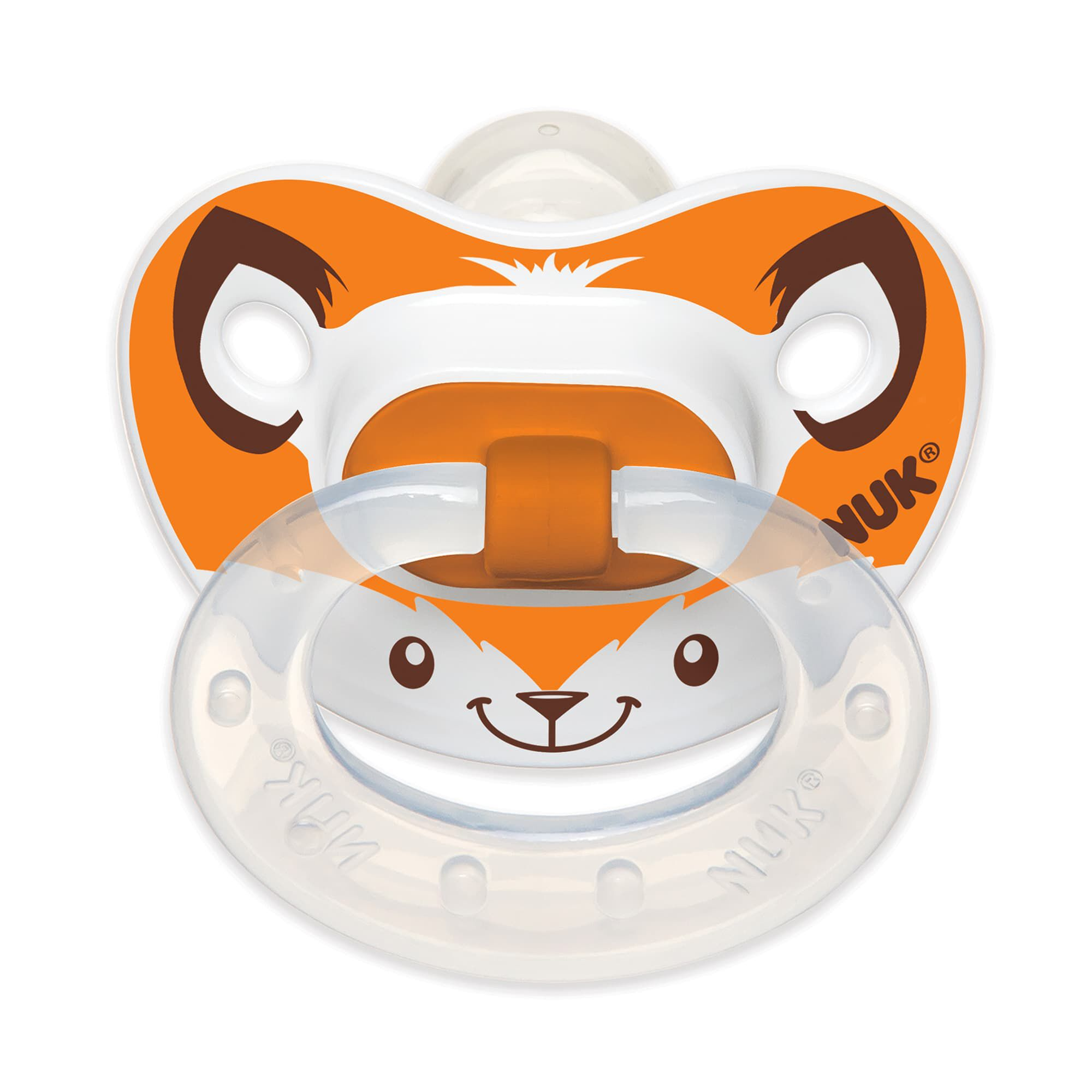 Full size bed with storage - Nuk 174 Animal Faces Orthodontic Pacifier 6 18 Months 2 Pack Hi Res