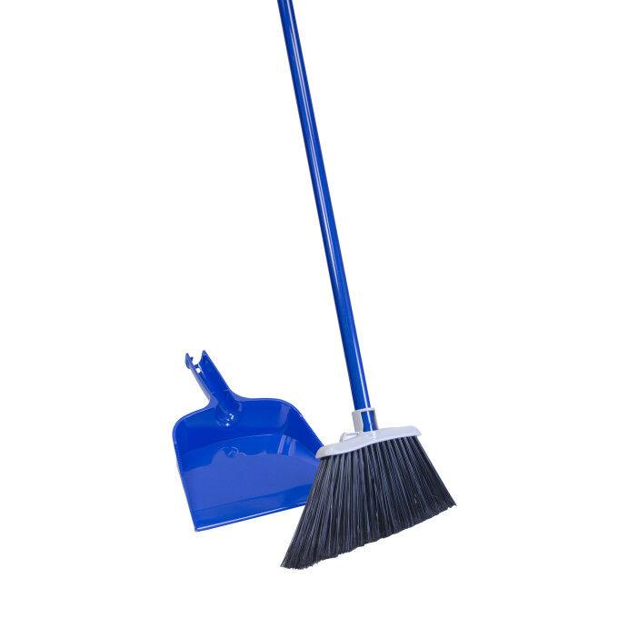 quickie broom wdust pan