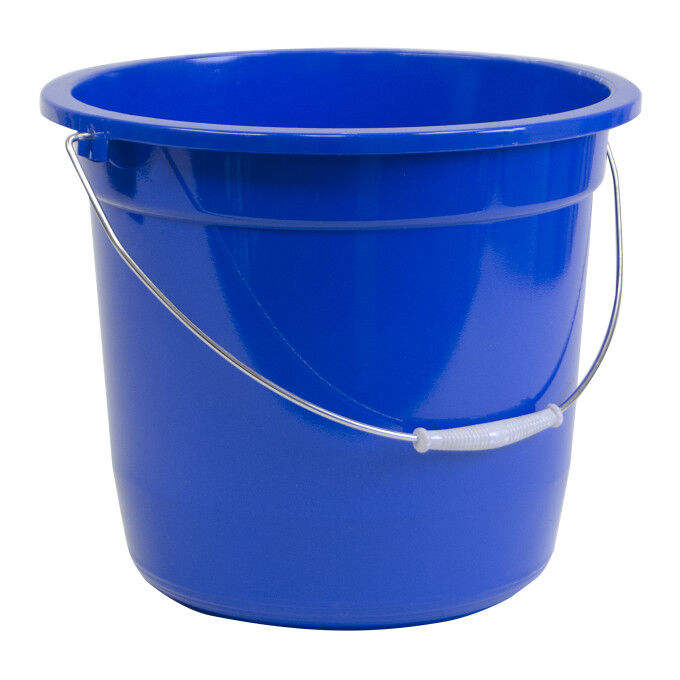8 Quart Round Bucket Quickie Cleaning Tools