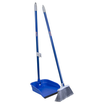 hand broom dustpan set combo amazon stand lobby