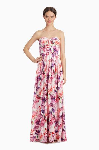 Angelica Dress - Carnation