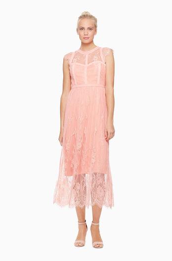 Tesoro Dress - Peach