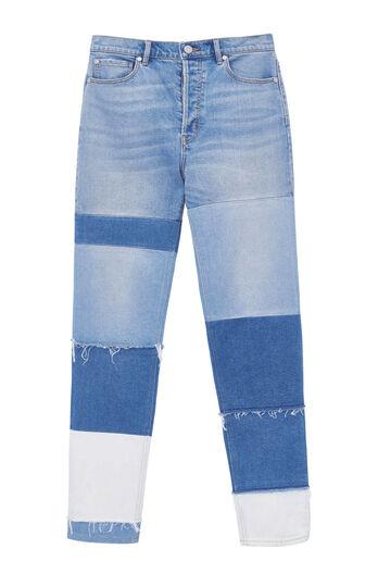 La Vie Patched Jean