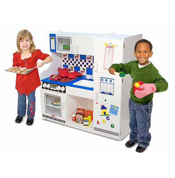 Deluxe Pretend Play Kitchen Melissa Amp Doug