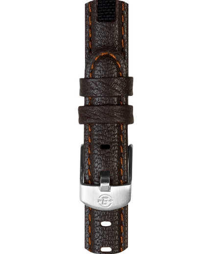 12mm Leather Watch Strap Replacement Timex